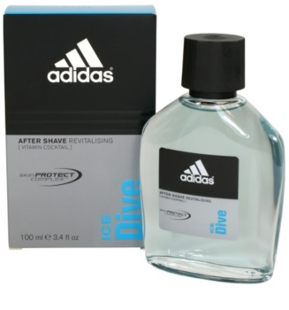 Adidas Ice Dive Aftershave Water for Men