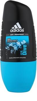 Adidas Ice Dive Deodorant roll-on pentru bărbați