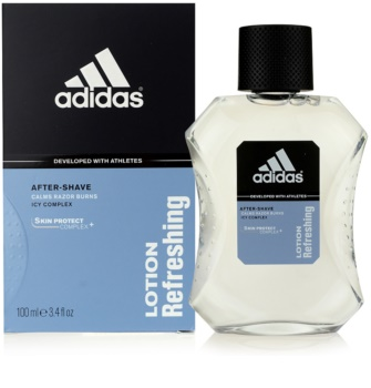 Adidas Skin Protect Lotion Refreshing Aftershave Water for Men