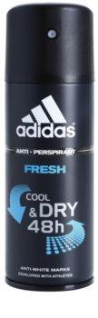 Adidas Fresh Cool & Dry desodorante en spray para hombre