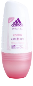 Adidas Control  Cool & Care deodorant roll-on para mulheres 50 ml