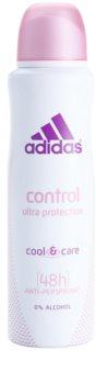Adidas Cool & Care Control αποσμητικό σε σπρέι για γυναίκες