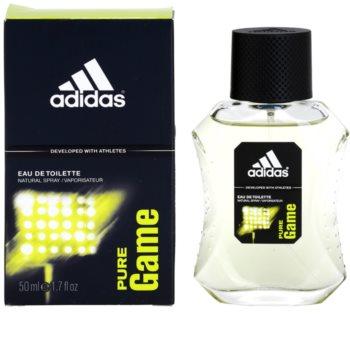 Adidas Pure Game Eau de Toilette for Men