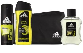 Adidas Pure Game zestaw upominkowy IX.