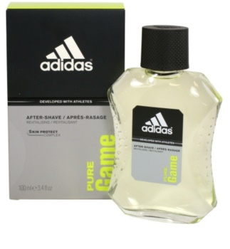 Adidas Pure Game Aftershave lotion  voor Mannen