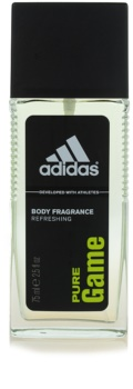 Adidas Pure Game perfume deodorant for Men