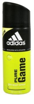 Adidas Pure Game deodorante spray