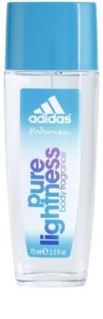 Adidas Pure Lightness αποσμητικό με ψεκασμό για γυναίκες