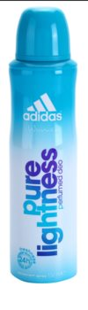 Adidas Pure Lightness deospray per donna 150 ml
