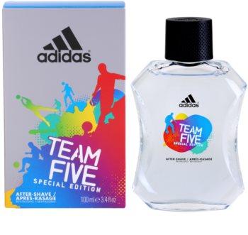 Adidas Team Five after shave pentru bărbați
