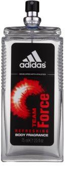Adidas Team Force спрей для тіла