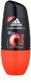 Adidas Team Force desodorante roll-on para hombre 50 ml