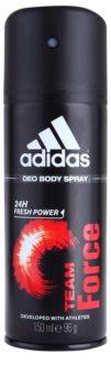 Adidas Team Force deospray per uomo