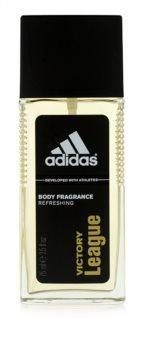 Adidas Victory League déodorant avec vaporisateur pour homme