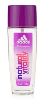 Adidas Natural Vitality deo mit zerstäuber