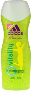 Adidas Vitality gel de duche para mulheres 250 ml