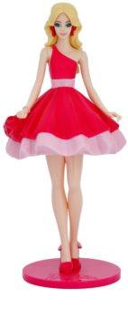 Admiranda Barbie 3D pěna do koupele a sprchový gel 2 v 1 pro děti