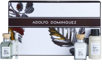 Adolfo Dominguez Agua Fresca lote de regalo VII.