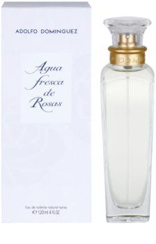 Adolfo Dominguez Agua Fresca de Rosas eau de toilette pour femme