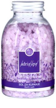 Adria-Spa Lavender & Olive entspannendes Badesalz