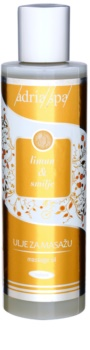 Adria-Spa Lemon & Immortelle Massageöl