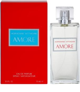 Adrienne Vittadini Amore eau de parfum para mulheres 75 ml