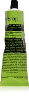 Aēsop Body Geranium Leaf hidratáló ápolás testre