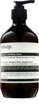 Aēsop Body Geranium Leaf feuchtigkeitsspendende Body lotion
