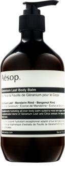 Aēsop Body Geranium Leaf hydratačné telové mlieko