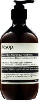 Aēsop Body Resurrection Aromatique hĺbkovo hydratačný balzam na ruky