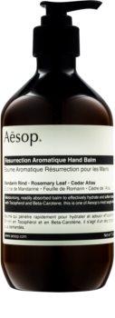 Aēsop Body Resurrection Aromatique mélyhidratáló balzsam kézre