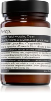 Aēsop Skin Mandarin crème hydratante visage