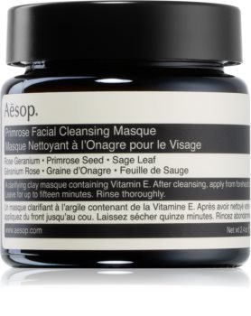 Aēsop Skin Primrose Cleansing Mineral Clay Mask