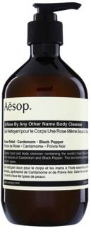 Aēsop Body A Rose By Any Other Name gyengéd tusfürdő gél