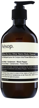 Aēsop Body A Rose By Any Other Name sanftes Duschgel