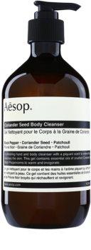 Aēsop Body Coriander Seed gel douche énergisant