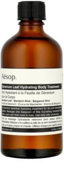 Aēsop Body Geranium Leaf cuidado hidratante para corpo