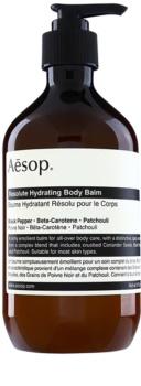 Aēsop Body Resolute Hydrating bálsamo corporal hidratante