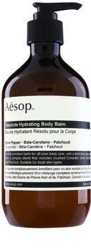 Aēsop Body Resolute Hydrating pflegendes Körperbalsam