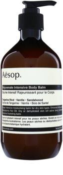 Aēsop Body Rejuvenate Intensive feuchtigkeitsspendendes Körperbalsam für trockene Haut