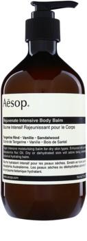 Aēsop Body Rejuvenate Intensive хидратиращ балсам за тяло за суха кожа