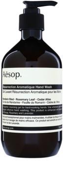 Aēsop Body Resurrection Aromatique oczyszczające mydło do rąk w płynie