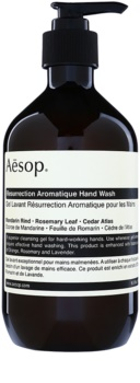 Aēsop Body Resurrection Aromatique savon liquide nettoyant mains