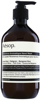 Aēsop Body Reverence Aromatique рідке мило-ексфоліант для рук