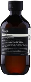 Aēsop Hair Calming успокояващ шампоан за суха и сърбяща кожа на главата