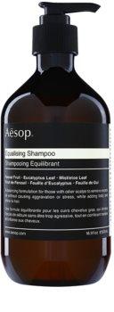 Aēsop Hair Equalising shampoing rééquilibrant cuir chevelu