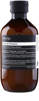Aēsop Hair Nurturing champô nutritivo para cabelo rebelde