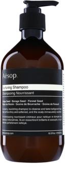 Aēsop Hair Nurturing hranjivi šampon za neposlušnu kosu