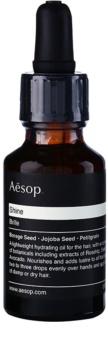 Aēsop Hair Shine olejek nawilżający do włosów suchych, trudno poddających się stylizacji
