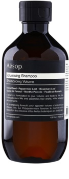 Aēsop Hair Volumising champô para dar volume para cabelo fino